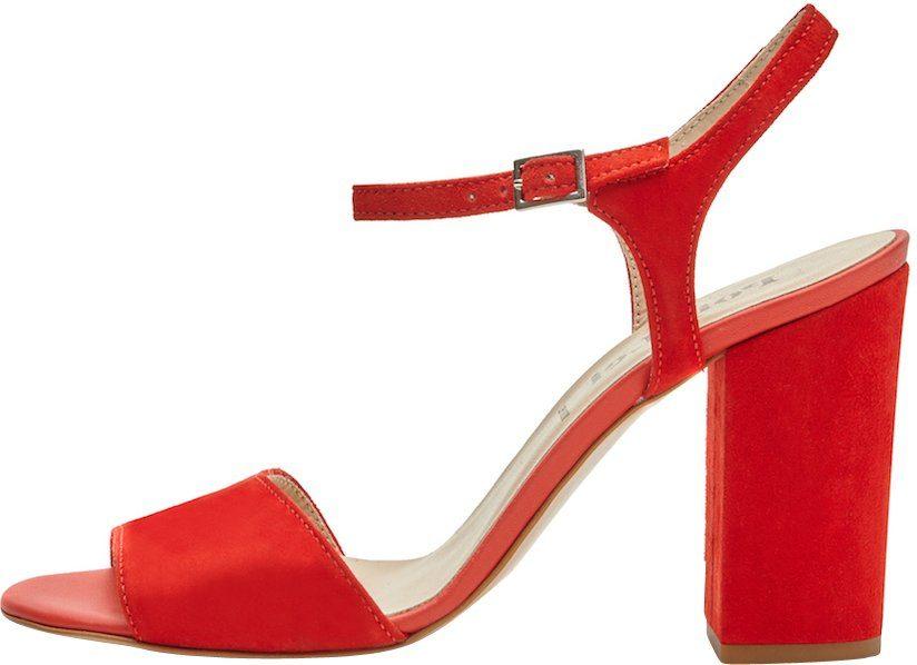 PoiLei Senta Riemchensandalette, in elegantem Look online kaufen  rot