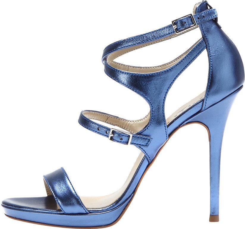 PoiLei Chiara Riemchensandalette, mit verstellbaren Riemchen online kaufen  blau