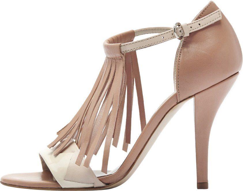 PoiLei Ria High-Heel-Sandalette, mit eleganter Schnalle online kaufen  beige