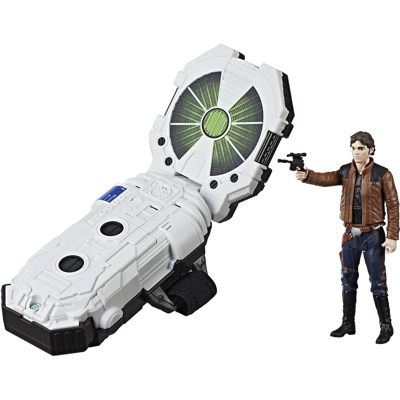 Hasbro Star Wars Han Solo Film Forcelink 2.0 Starterset
