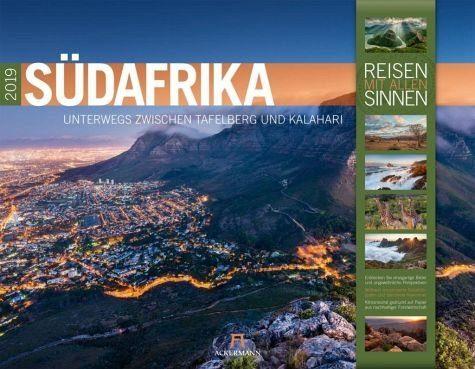 Kalender »Südafrika 2019«