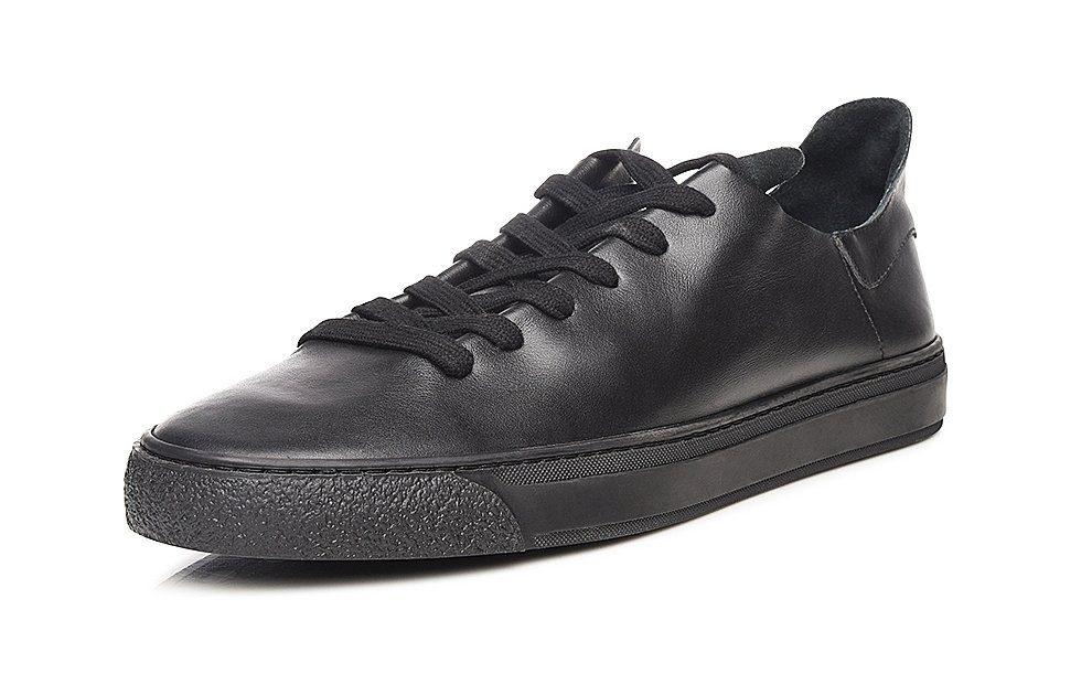 SHOEPASSION No 31 MS Sneaker, 100 % italienische Handarbeit online kaufen  schwarz