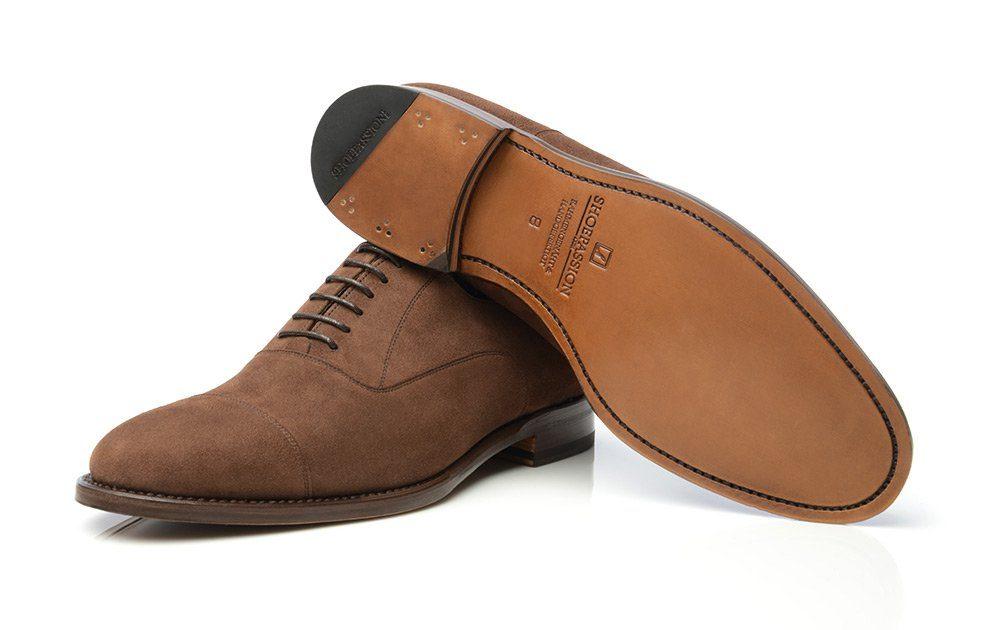 SHOEPASSION No 577 Schnürschuh, Rahmengenäht und von online Hand gefertigt in Spanien online von kaufen  braun b42084