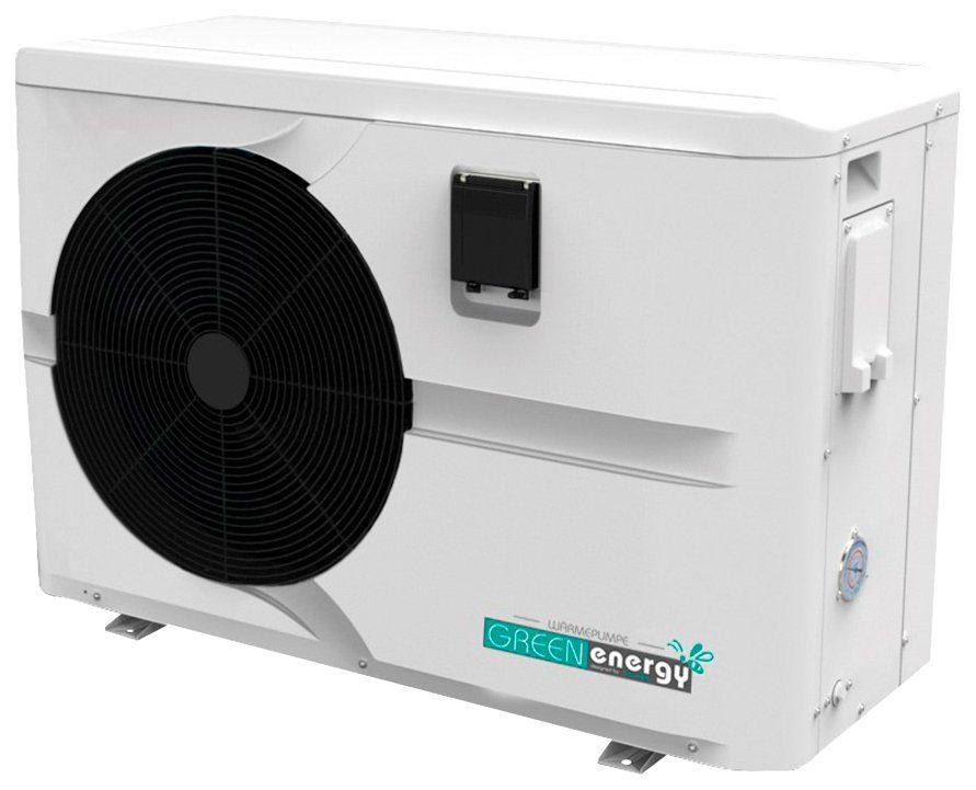 KWAD Wärmepumpen »Green Energy Plus 10«, für Pools bis 45.000 l