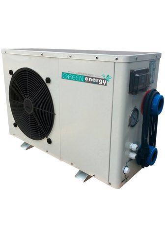 KWAD šildytuvas »Green Energy 8« dėl Basein...