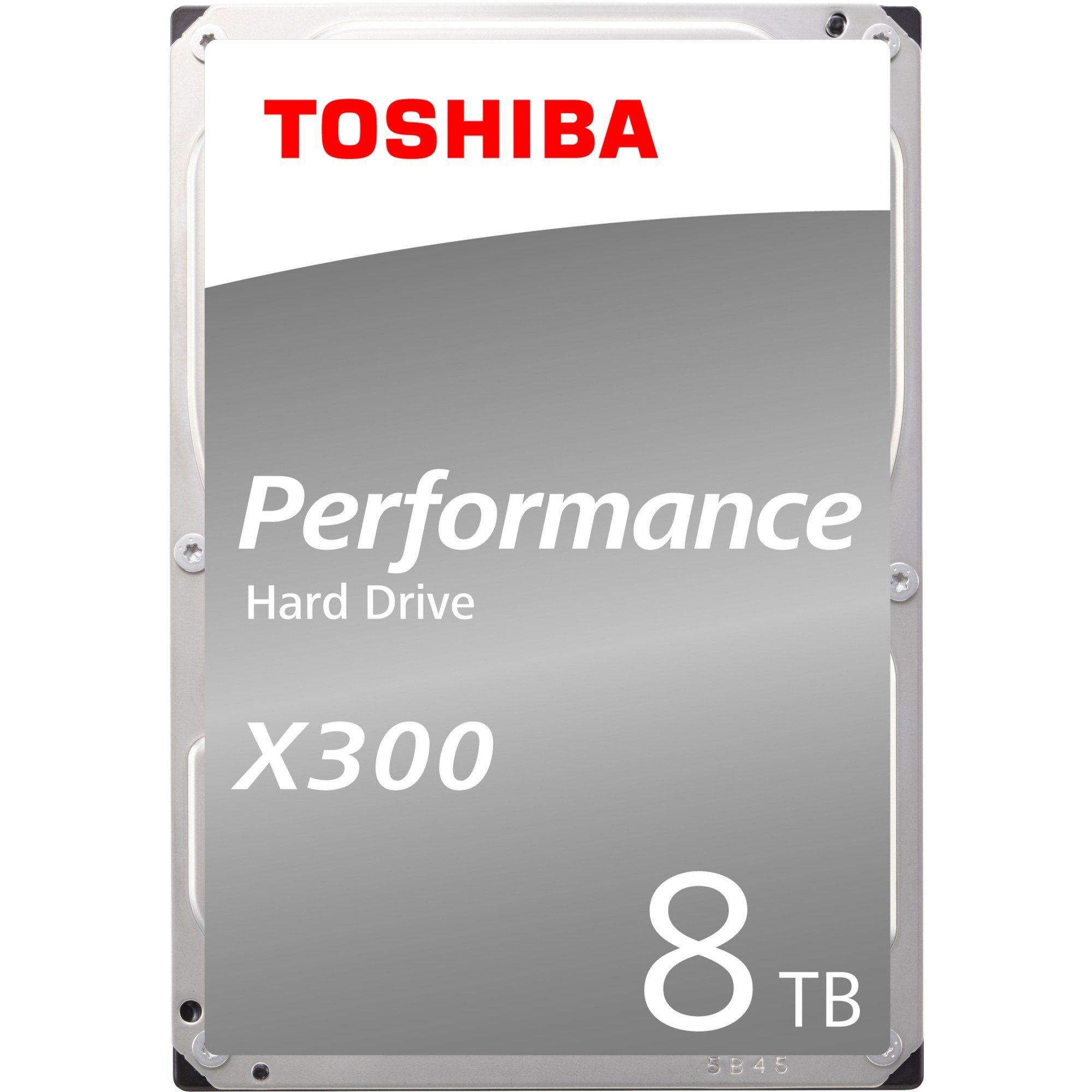 "Toshiba Festplatte »X300 8 TB, SATA 6 Gb/s, 3,5""«"
