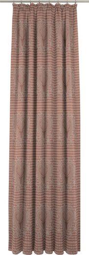 Vorhang »Stuben«, Wirth, Kräuselband (1 Stück)