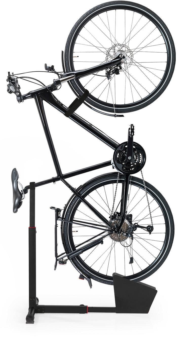 easymaxx Fahrradständer, platzsparend