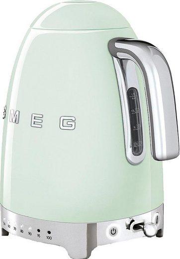 Smeg Wasserkocher KLF04PGEU, 1,7 l, 2400 W
