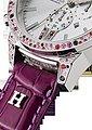 HAEMMER GERMANY Chronograph »PURPLE, DSC-14«, limitiert auf 333 Stück, Bild 5