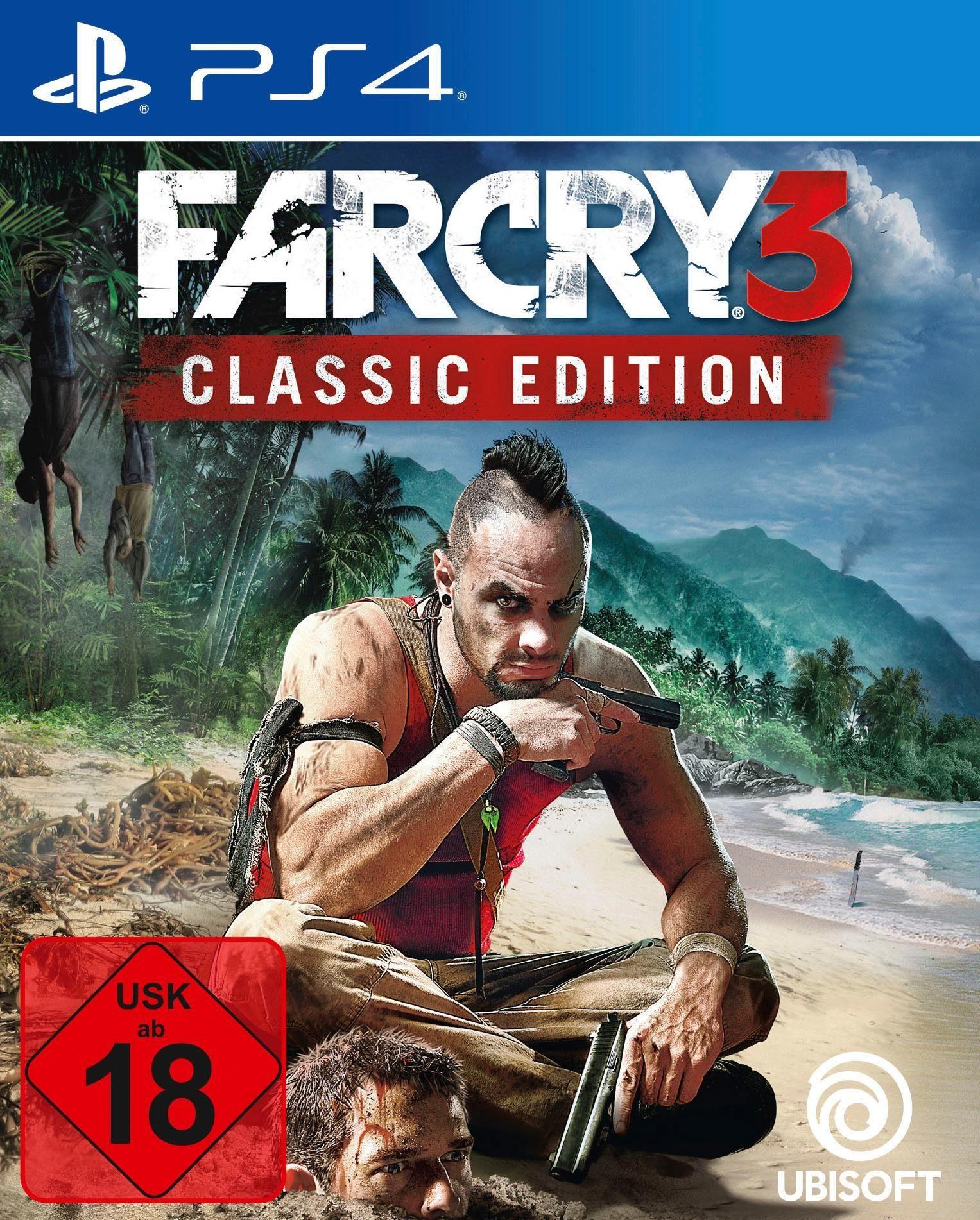 Far Cry 3 Classic Edition PlayStation 4