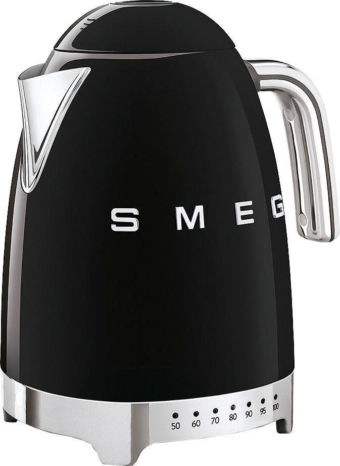Smeg Wasserkocher KLF04BLEU, 1,7 l, 2400 W