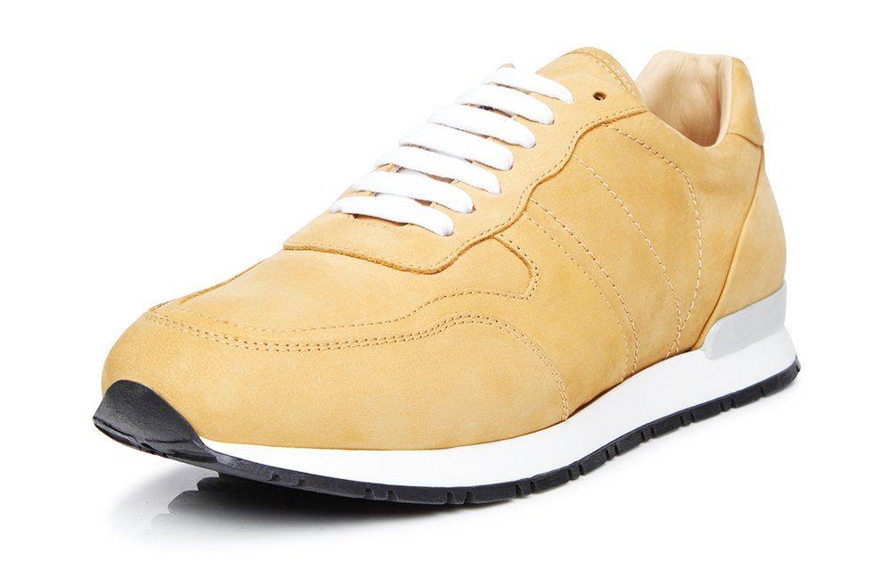 SHOEPASSION No 13 MS Sneaker, 100 % italienische Handarbeit online kaufen  sand