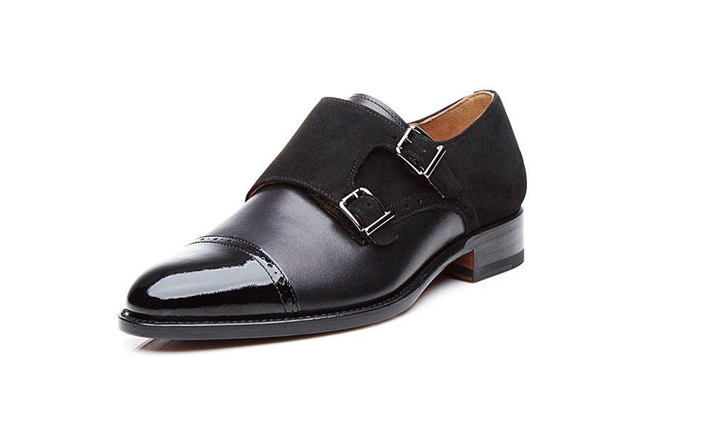 SHOEPASSION No 1109 Schnürschuh, Rahmengenäht und von Hand gefertigt in Spanien online kaufen  schwarz
