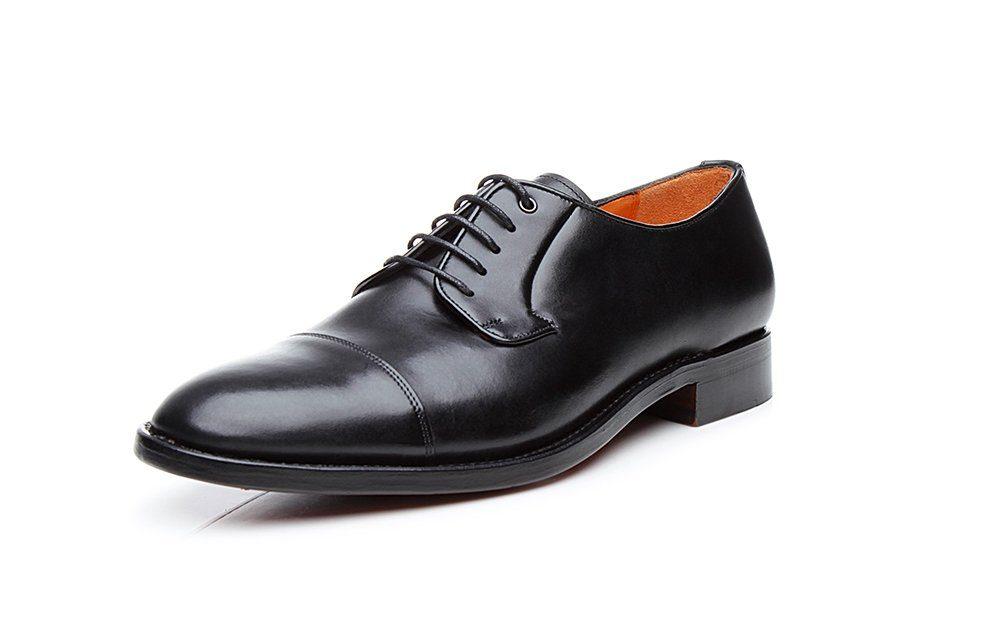 SHOEPASSION No 5400 Schnürschuh, Rahmengenäht und von Hand gefertigt in Spanien online kaufen  schwarz