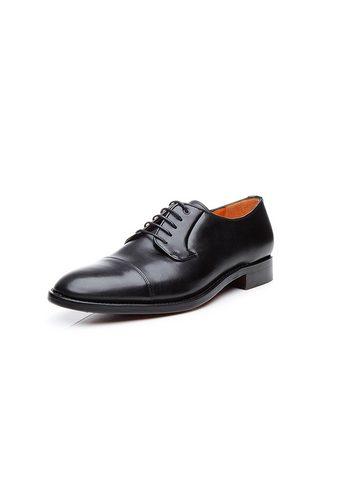 Herren SHOEPASSION No. 5400 Schnürschuh Von Hand gefertigt in Spanien, flexibel & bequem schwarz | 04251194701754