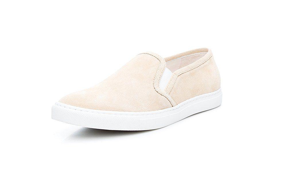 SHOEPASSION No 33 WS Sneaker, 100 % italienische Handarbeit online kaufen  beige