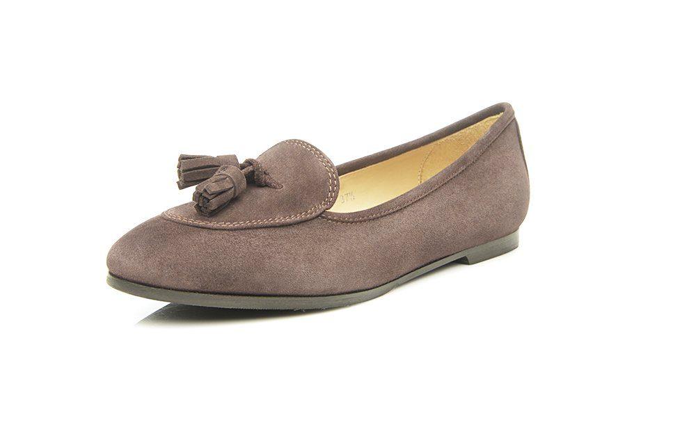 SHOEPASSION No 69 WL Loafer, 100 % italienische Handarbeit online kaufen  dunkelbraun