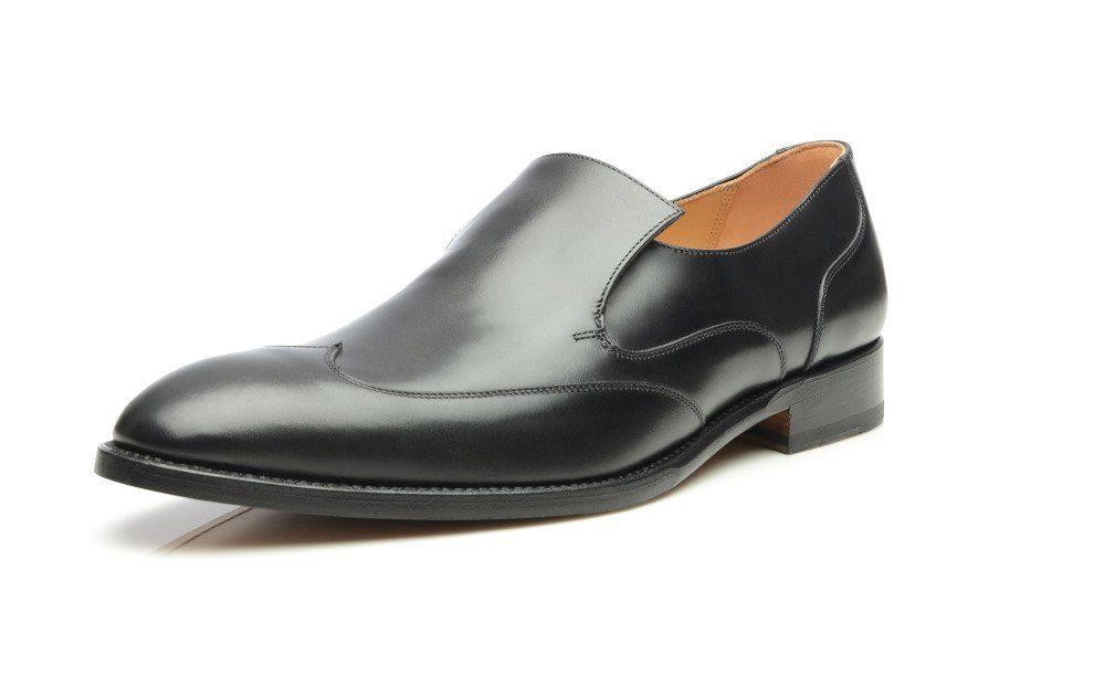 SHOEPASSION No 792 Loafer, Rahmengenäht und von Hand gefertigt in Spanien online kaufen  schwarz
