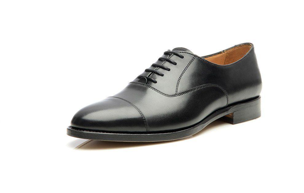 SHOEPASSION No 120 Schnürschuh, Rahmengenäht und von Hand gefertigt in Spanien online kaufen  schwarz