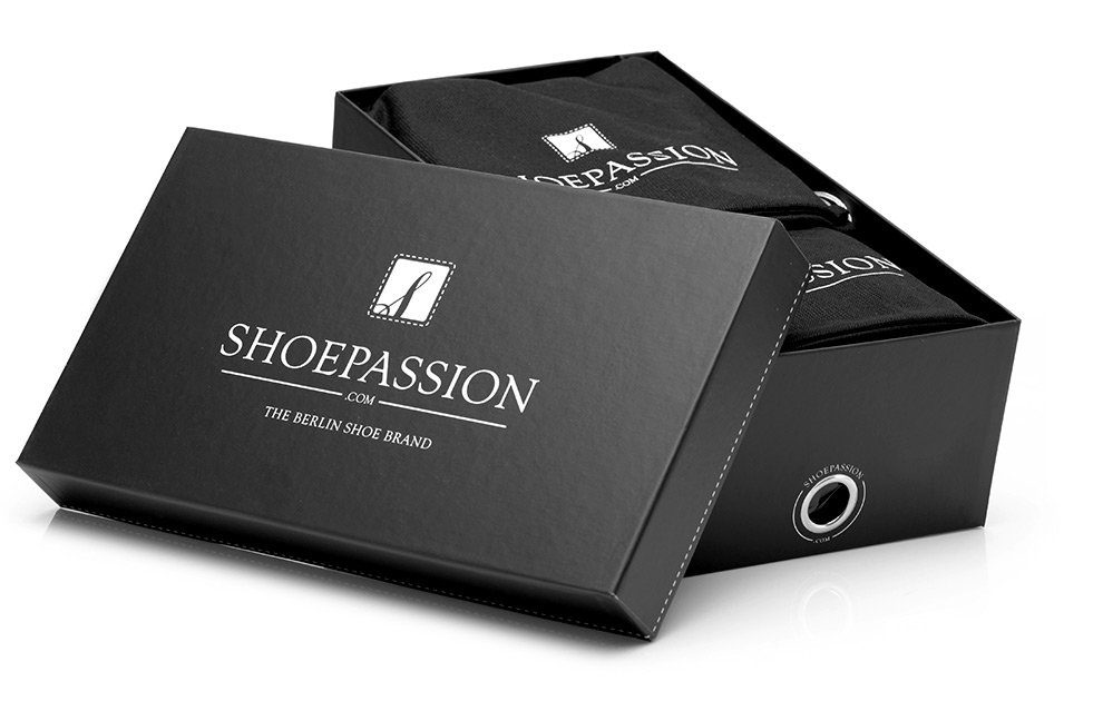 SHOEPASSION No 5250 Schnürschuh, Rahmengenäht und von Hand gefertigt in Spanien online kaufen  dunkelbraun-nussbaum