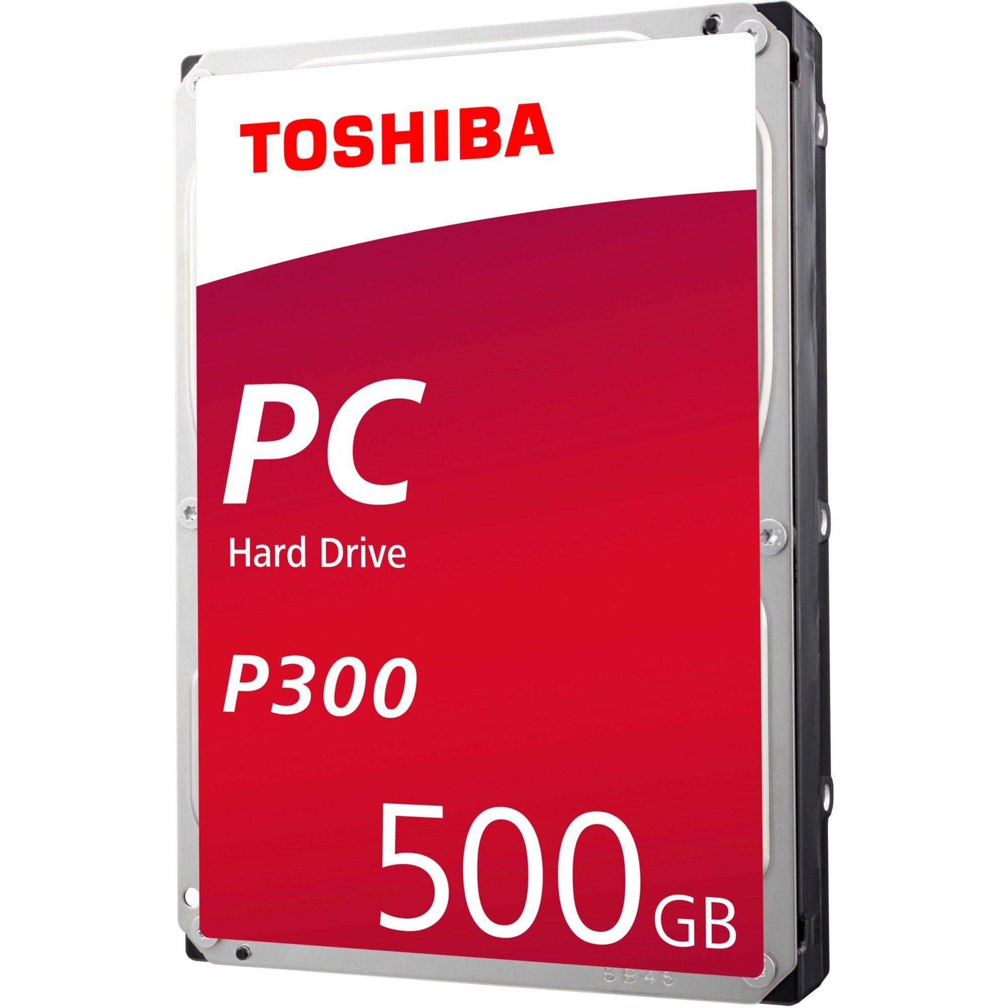 "Toshiba Festplatte »HDWD105UZSVA 500 GB, SATA 6 Gb/s, 3,5"", P300«"