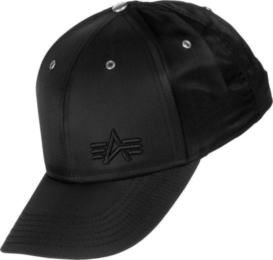 Alpha Industries Snapback Cap »Small Logo Flight«