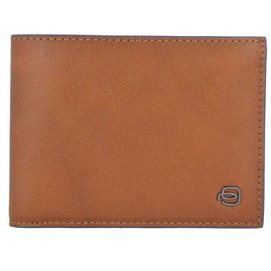 Piquadro Blue Square Special Geldbörse RFID Leder 13 cm