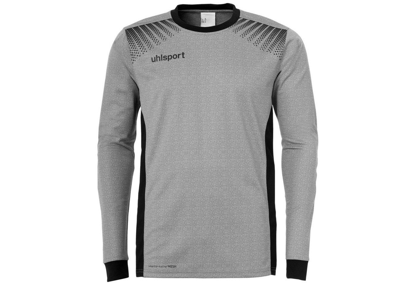 Uhlsport Goal Torwartshirt Langarm Herren | Sportbekleidung > Sportshirts > T-Shirts | Grau | Polyester | Uhlsport