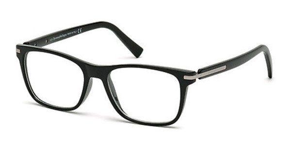 Ermenegildo Zegna Herren Brille » EZ5103«, schwarz, 001 - schwarz
