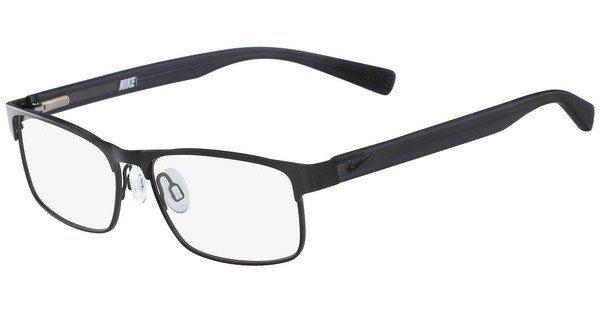 Nike Kinderbrillen Brille » NIKE 5574«, schwarz, 015 - schwarz
