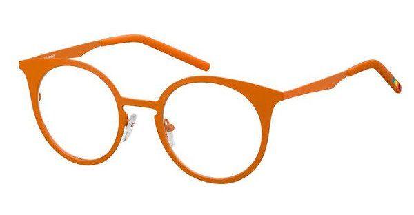 Polaroid Damen Brille » PLD D101«, rot, ABA - rot
