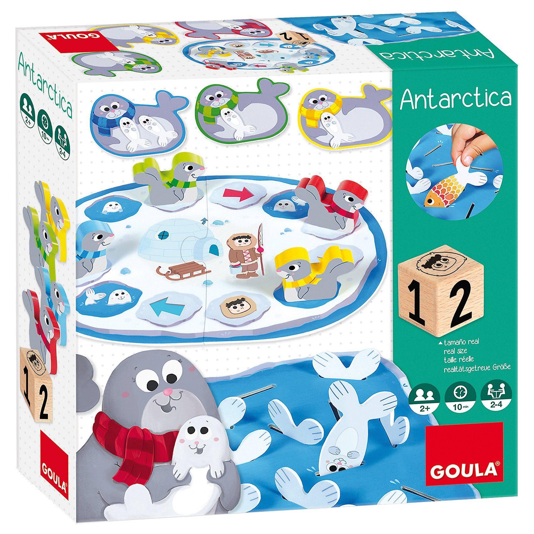 Goula Meine ersten Spiele - Antarktis