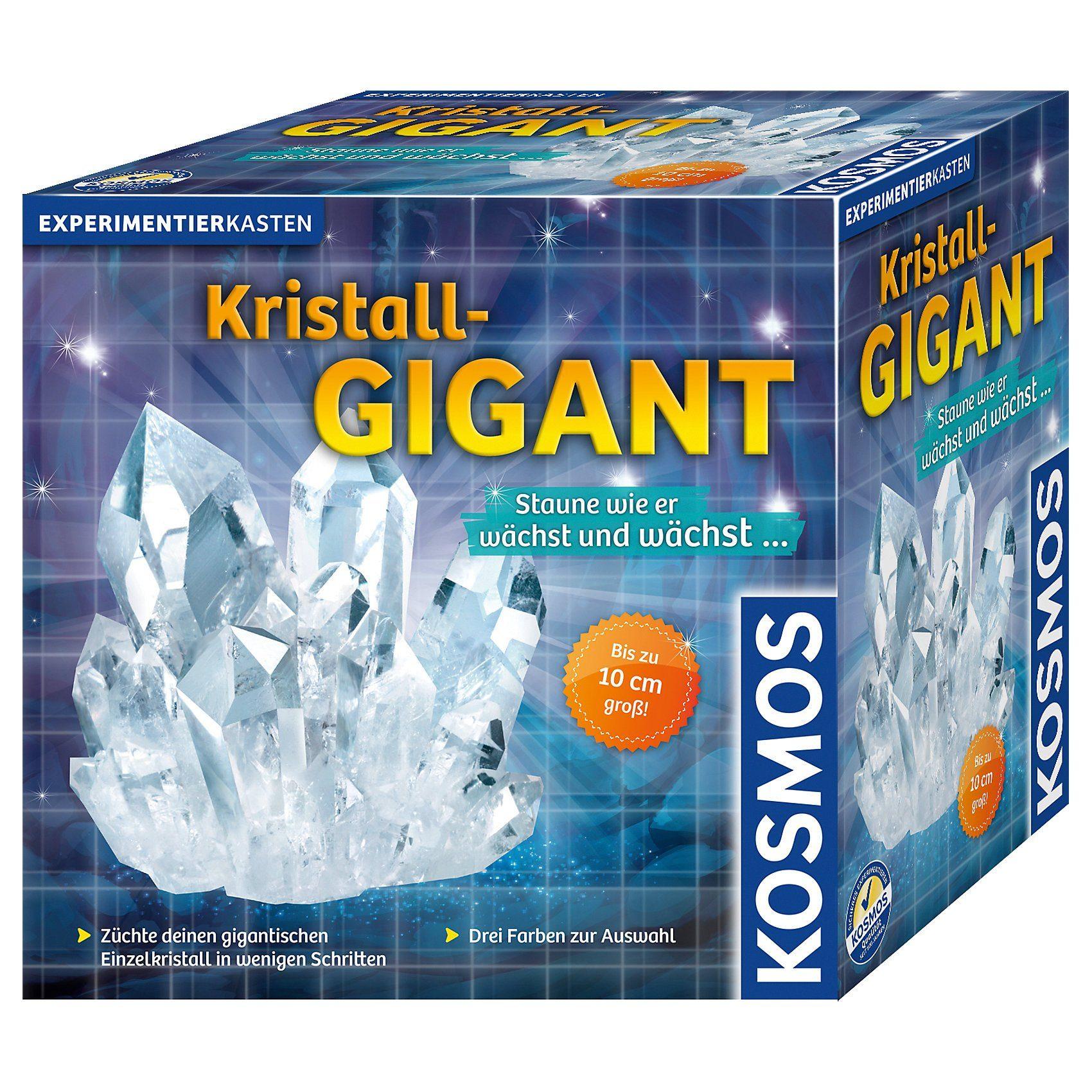 Kosmos Kristall-Gigant (Experimentierkasten)