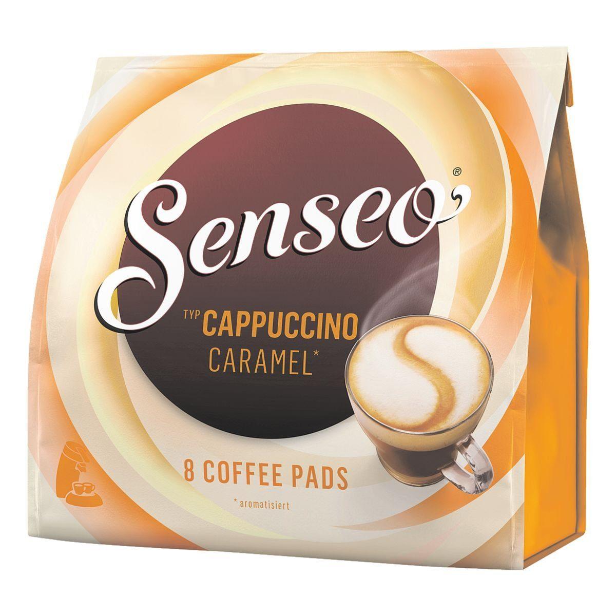 Senseo Kaffepads »Cappucino Caramel«