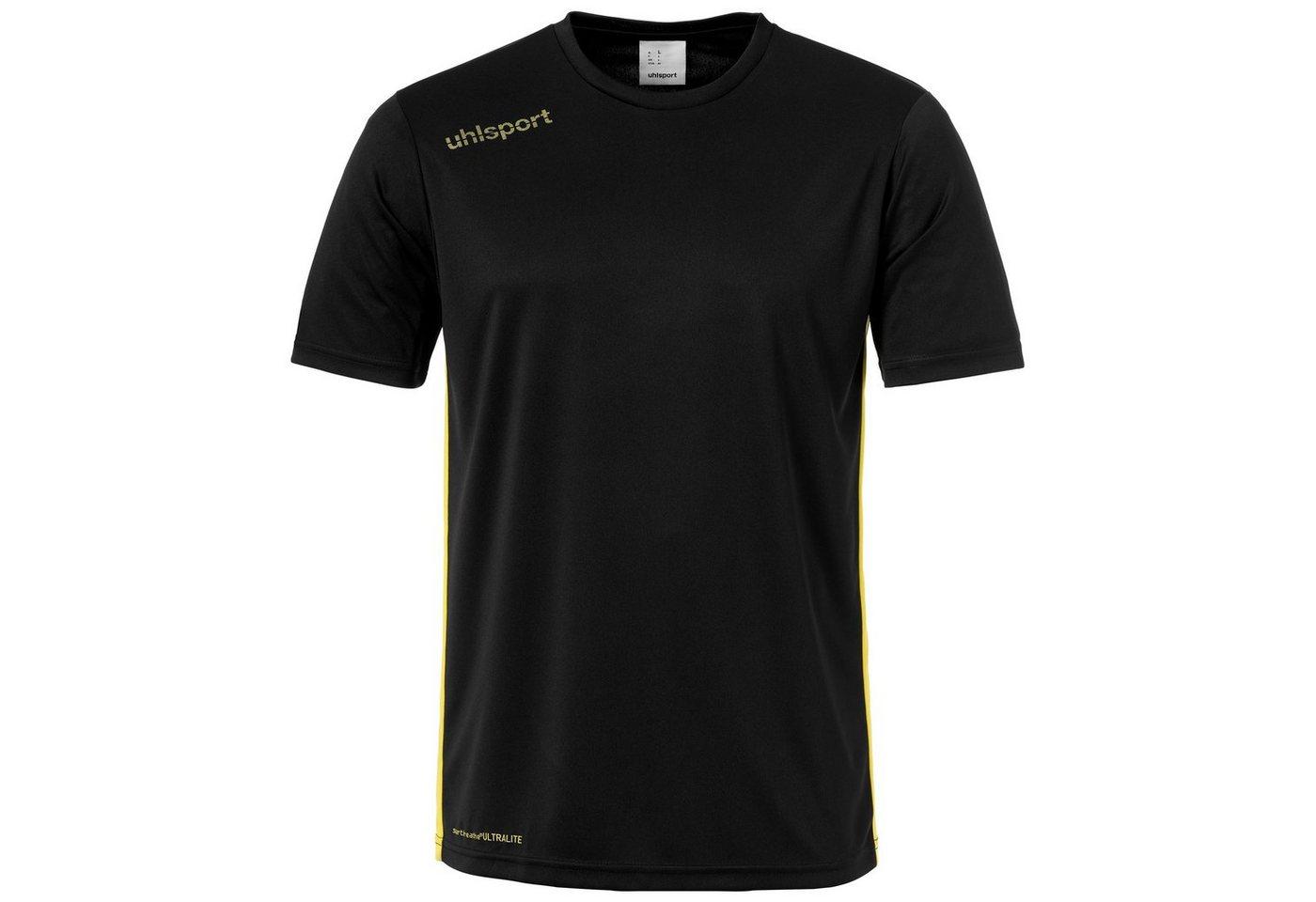 Uhlsport Essential Trikot Herren | Sportbekleidung > Trikots > Sonstige Trikots | Schwarz | Trikot - Polyester | Uhlsport