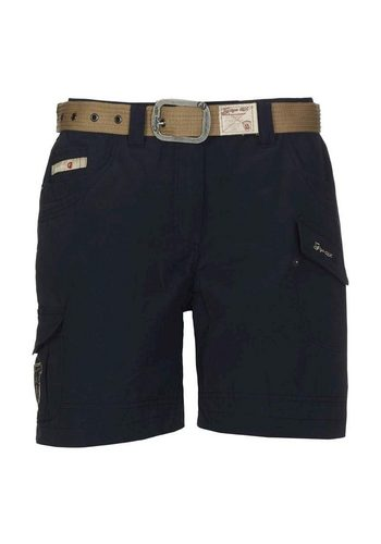 Damen G.I.G.A. DX by killtec Shorts Hira blau | 04056542200701