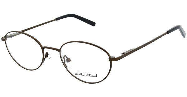 Detroit Brille » UN504«, braun, 03 - braun