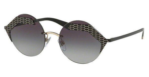 BVLGARI Bvlgari Damen Sonnenbrille » BV6089«, rosa, 20134Z - rosa/ gold