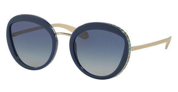 BVLGARI Damen Sonnenbrille »BV8191«