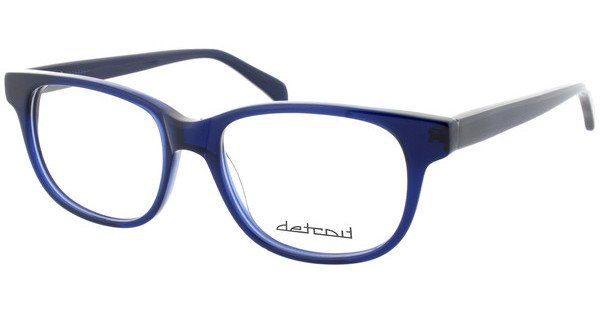Detroit Brille » UN346«, blau, 03 - blau