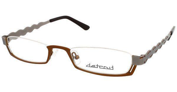 Detroit Brille » UN334«, braun, 02 - braun