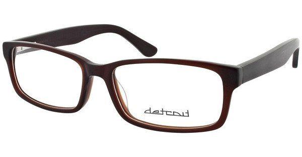 Detroit Brille » UN558«, rot, 01 - rot