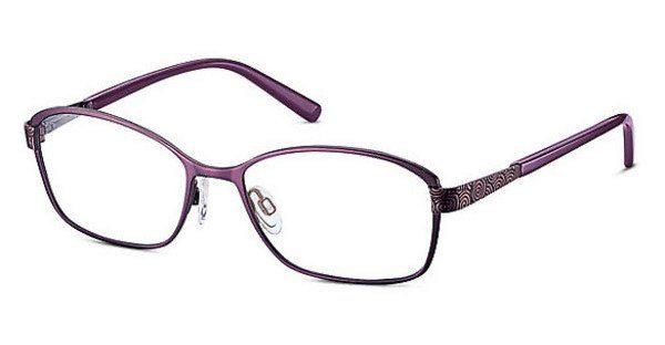 Brendel Damen Brille » BL 902144«, rot, 50 - rot