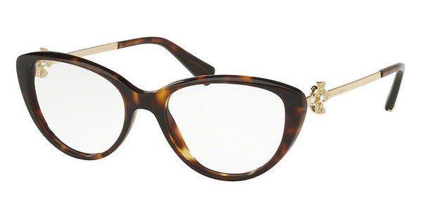 BVLGARI Damen Brille »BV4146B«