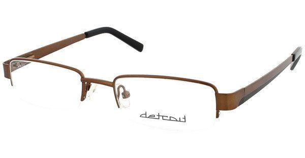 Detroit Brille » UN334«, rot, 03 - rot