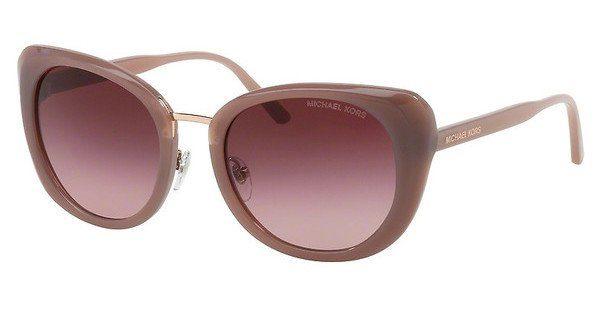 Michael Kors Sonnenbrille Mk2062, UV 400, schwarz