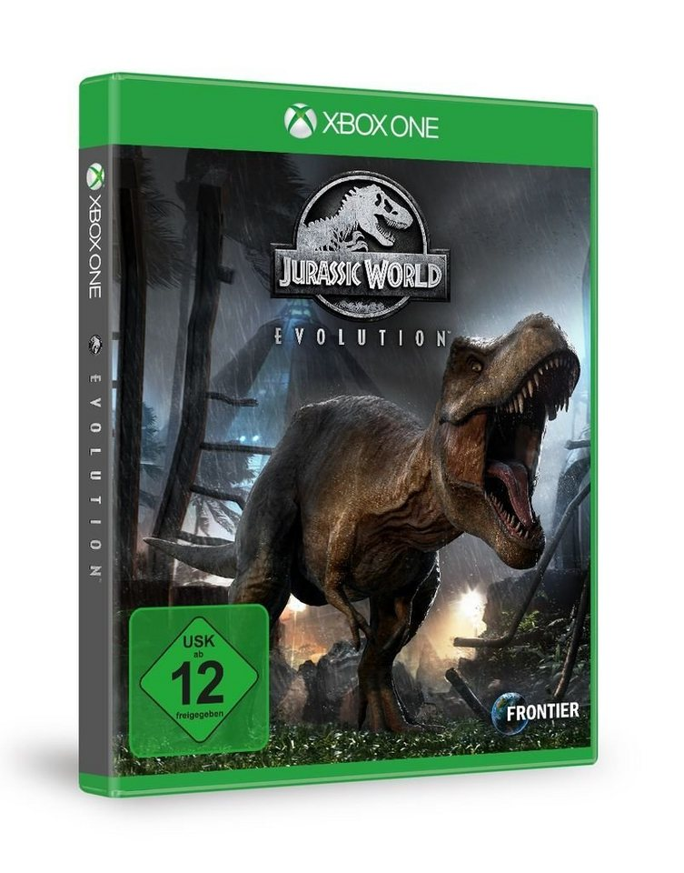 nbg xbox one spiel jurassic world evolution otto. Black Bedroom Furniture Sets. Home Design Ideas