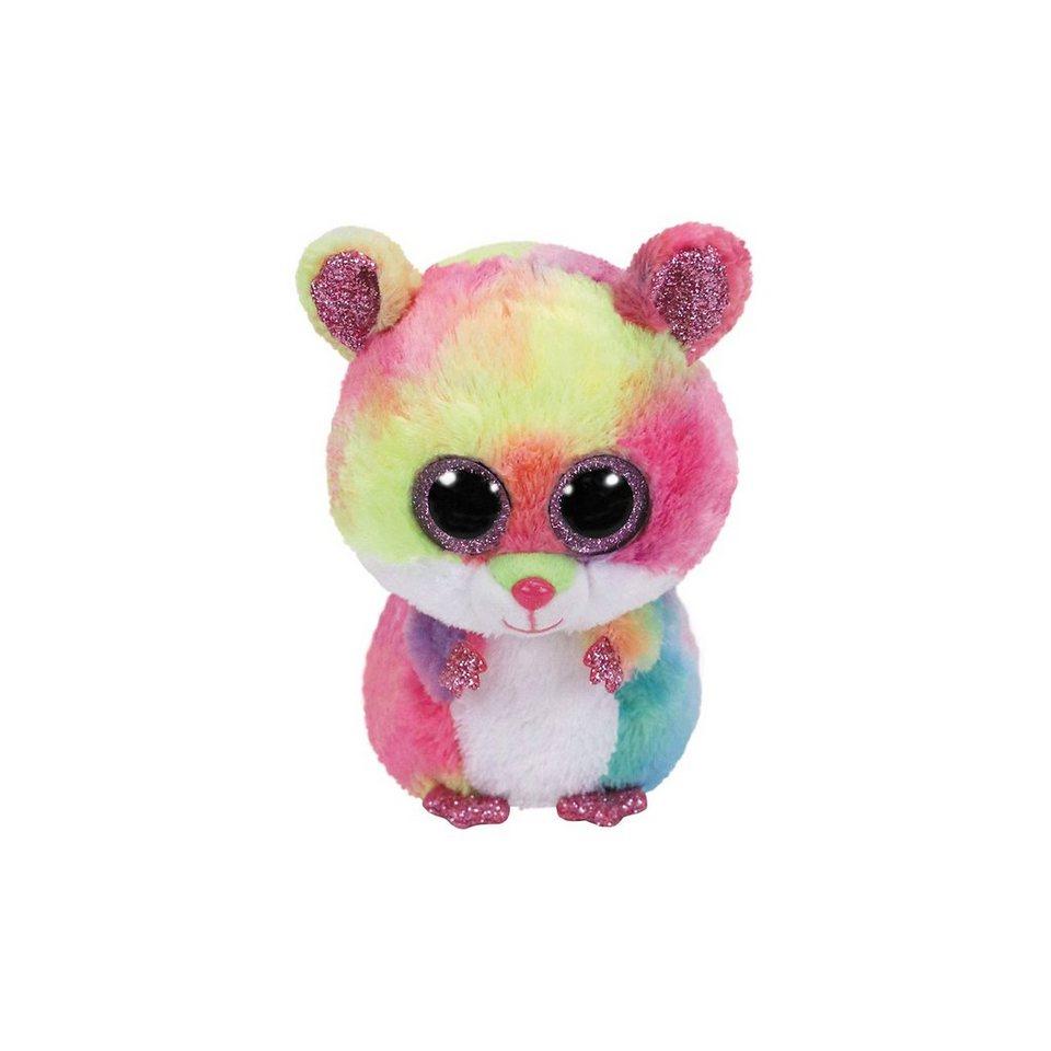 Ty® Beanie Boo Rodney, Hamster bunt 24cm kaufen