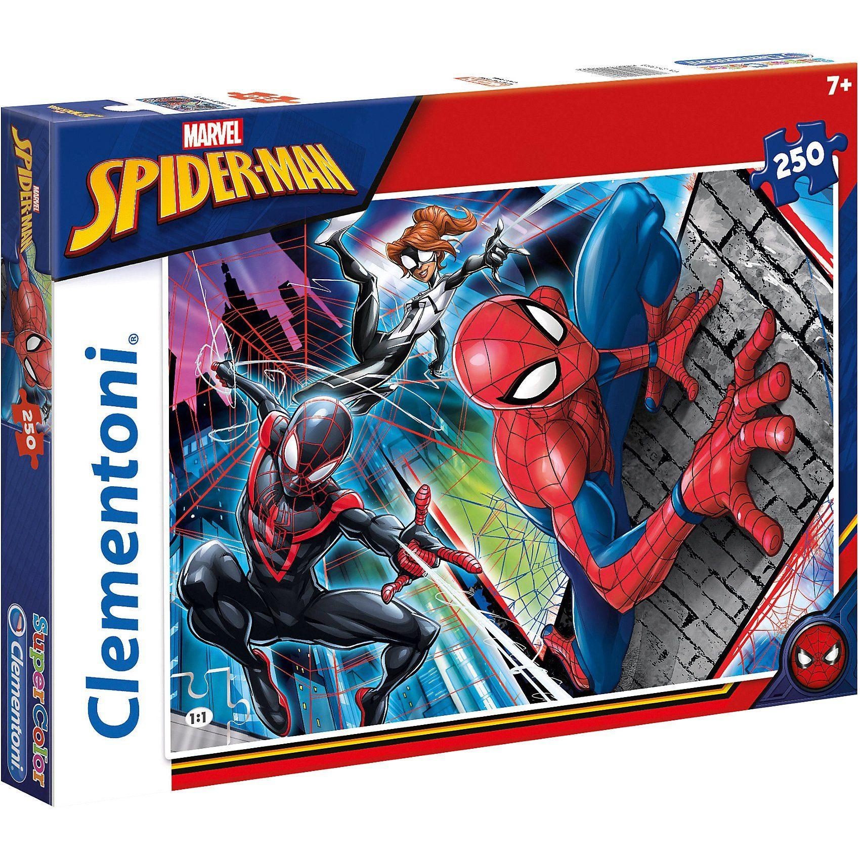 Clementoni Puzzle 250 Teile - Spiderman